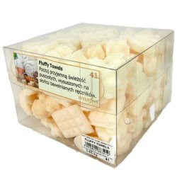 INTENSIVE COLLECTION Scented Wax kg wosk zapachowy - 650 g - Fluffy Towels